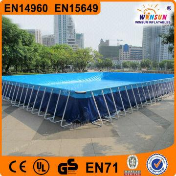 winsun brand high quality intex metal frame pool 12x36