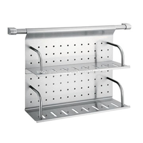 China Stainless steel kitchen racks on Global Sources