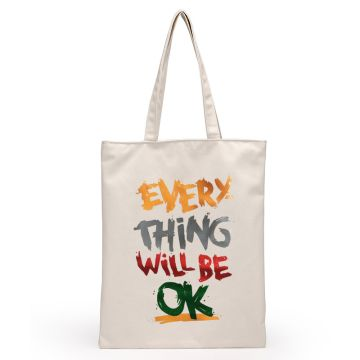 Silk Screen Printing Canvas Cotton Bag Global Sources