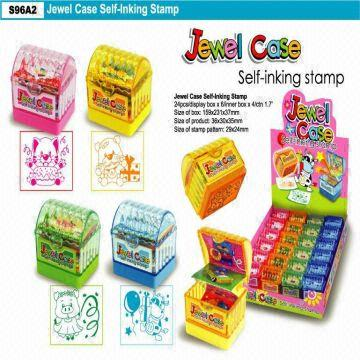 jewel case self inking stamp global sources