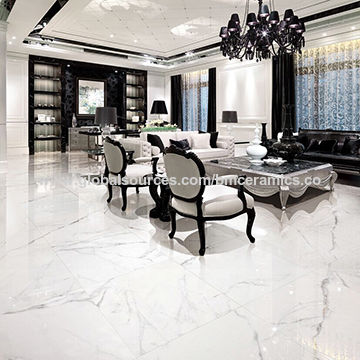 China Carrara White Carved Marble Tiles