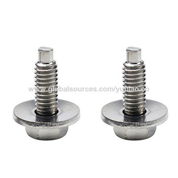 China Customized stainless steel automotive hardware fastener, bolts