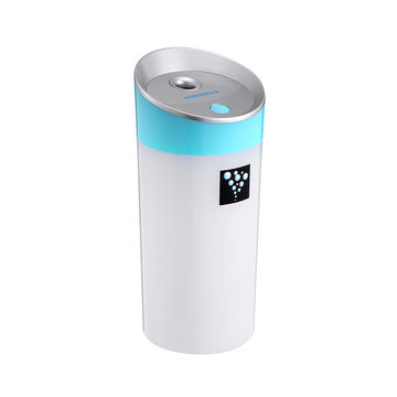 China Bottle cool mist ultrasonic humidifier