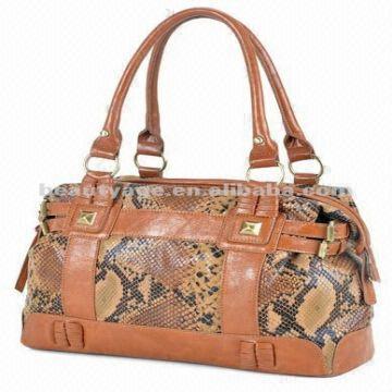 China Las Fashion Animal Skin Elagant Durable Handbag Bags Women S Handbags