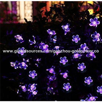China Holiday Decoration LED Solar String Light