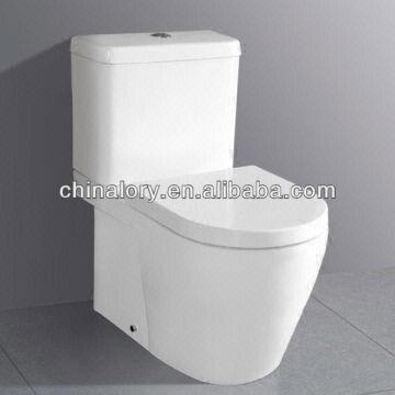 Cheap Price Western Design Bathroom Sanitary Ware Ceramic Toilet ...