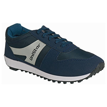 Joggers Shoes Stud Sole, PVC Injected