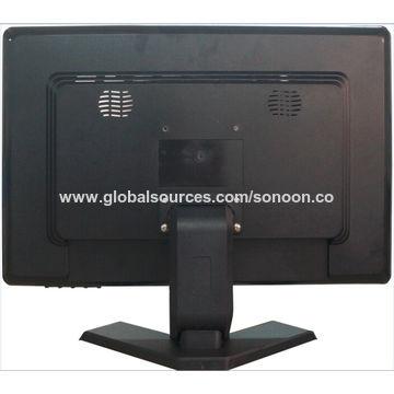 """China 18.5"""" CCTV Monitor LCD Monitor"""