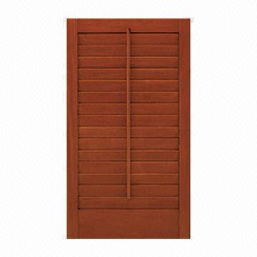 Window Wood Shutter China