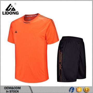 7334d769f China Wholesale green soccer training uniforms for kids for men custom  soccer jersey