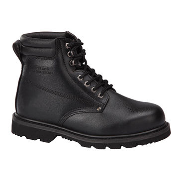 Safety boots, fire and heat resistant