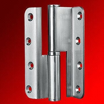 China Lift Off Crank Hinge With Fixing Bolts