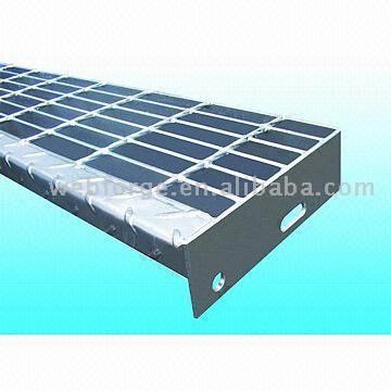 China Mild Steel Stair Tread