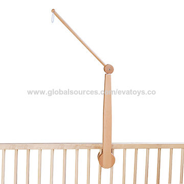 China Baby Wooden Crib Mobile Arm From