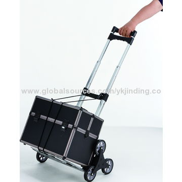 2015 the Latest Model Foldable Stair-climbing Cart | Global