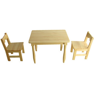 Wooden Childrenu0027s Table and Chair Sets China Wooden Childrenu0027s Table and Chair Sets  sc 1 st  Global Sources & Wooden Childrenu0027s Table and Chair Sets Made of Solid Wood Eco ...