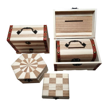 China Wooden Packing Gift Box From Yantai Manufacturer