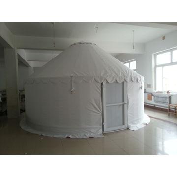 China Steel Structure Mongolian Yurt