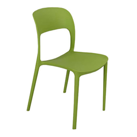 Molded Plastic Patio Furniture.China Green Stacking Molded Plastic Polypropylene Garden Outdoor