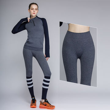 7dbef659fd ... China Hot Seamless Fitness Breathable Sports Legging Wear Women Yoga  Pants ...