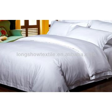 Hotel Lines Full Size Hotel 60 Cotton 40 Polyester Bed Sheet