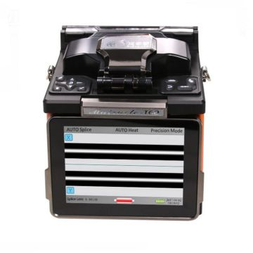 Cable Fusion Splicer Mfs-t60 With Fiber Cleaver Ftth Sm Mm Cellphones & Telecommunications Communication Equipments