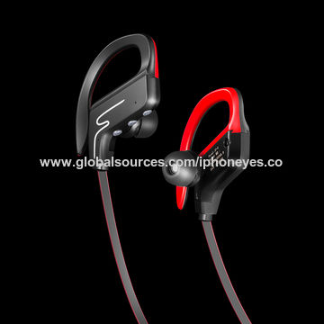 China V4.1 Bluetooth Headphone, Sports Wireless Stereo Headphones with Mic