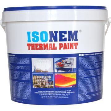 ISONEM THERMAL PAINT -( ENERGY SAVING HEAT INSULATION PAINT