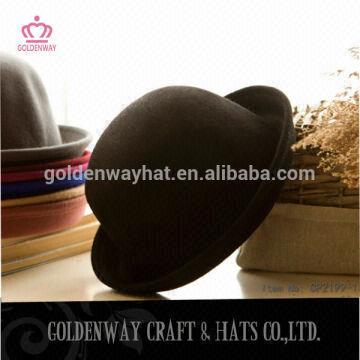 handmade felt hillbilly hat bodies China handmade felt hillbilly hat bodies 277e38f3bbb4