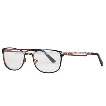 eaef77665a China Latest women s metal optical specs frames eyewear glasses ...