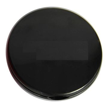China Best compact mirror, magnifying makeup mirror, perfect for purses/travel, 2-sided with 10x
