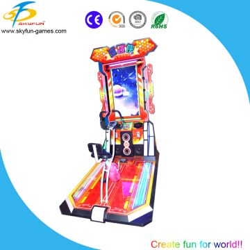 Factory price Spider Man(bicycle) lottery game machine/bicycle