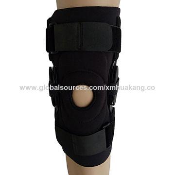 abda95325b China Hinged knee brace /Adjustable SBR knee support breathable orthotic  immobilizer nursing care ...