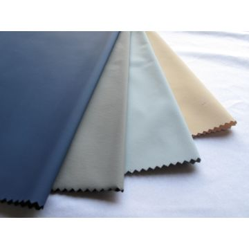 Waterproof Pu Coated Medical Mattress Cover Fabric Width 200 Cm