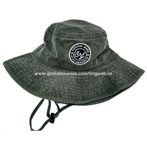 7b149e223a6 ... China Pigment Dyed Washed Cap