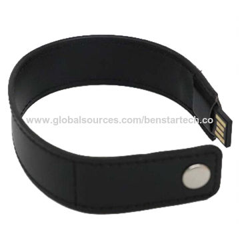 Leather Bracelet Usb Flash Drives