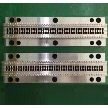 High precision molds making for molding chokes equipment