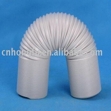 White Pvc Flexible Air Duct | Global Sources