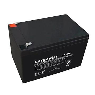 China 12V 13ah Lead Acid AGM Maintenance Free Battery from