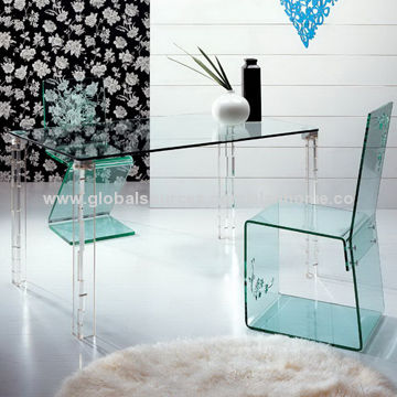 Superbe Modern Acrylic Dining Table Sets China Modern Acrylic Dining Table Sets