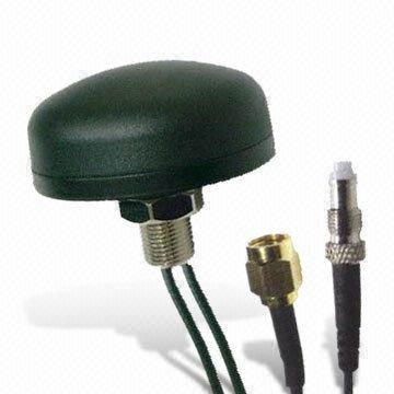 Taiwan Combo 4G LTE and GPS PUK IP67 Roof Screw Mount