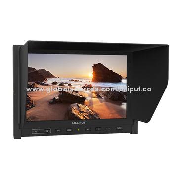 "China 7"" Camera-top Monitor with HDMI & AV input"