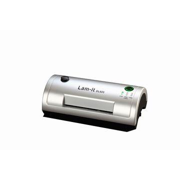 China A6 Illuminated Photo Laminator with Dynamic Optical Indication