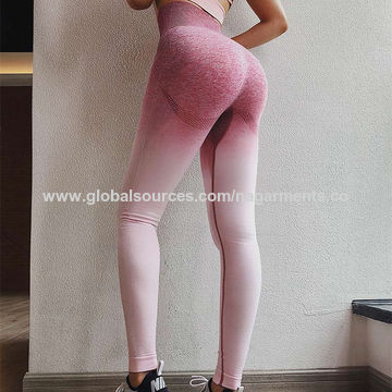 e618da4a1f9b9 ... China Stock Butt Lift Anti Bacterial Tight Ladies Seamless Gym  Activewear Leggings ...