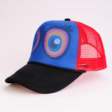 d1851fe95c2 Personalized Polyester Mesh Cap Trucker Hat Supplier China Personalized  Polyester Mesh Cap Trucker Hat Supplier