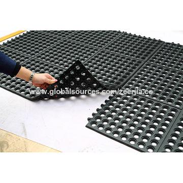 China Anti Fatigue Rubber Floor Mat