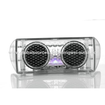 China China factory multimedia wireless LED light Bluetooth phone mini speakers, ma-518