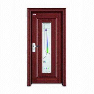 ... China HDF/PVC Coated Interior Door