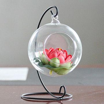 Hanging Glass Ball Terrarium Flower Vase Global Sources