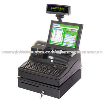China The Most Popular Of The Cash Register with barcode
